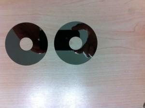 Discos de óxido